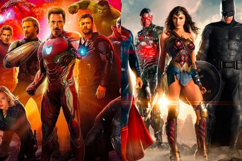 GAME UK Reveals Global Superhero Franchise Rankings