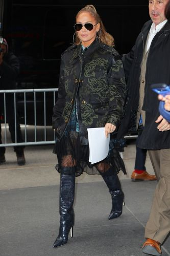 Even Without J.Lo's Budget, Your Outfit Will Look Expensive With This Boot Trend