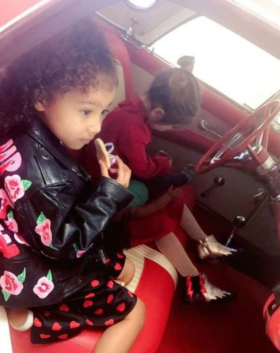 Just a Handful of Times North West and Penelope Disick Were Infuriatingly Glam