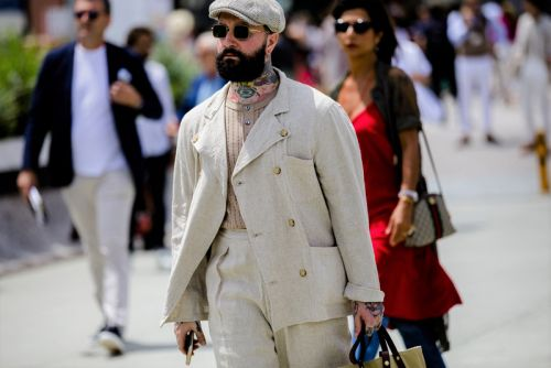 Here's the Best Street Style From Pitti Uomo 94