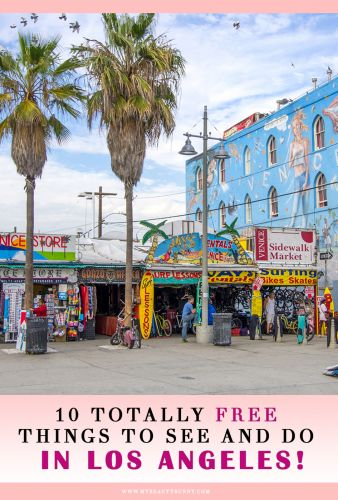 10 Totally Free Things To Do in Los Angeles