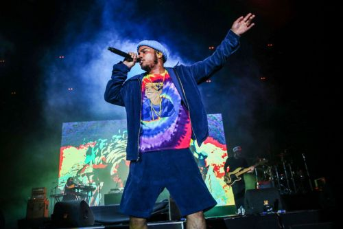 Anderson .Paak Announces 'Oxnard' Carnival & Listening Party