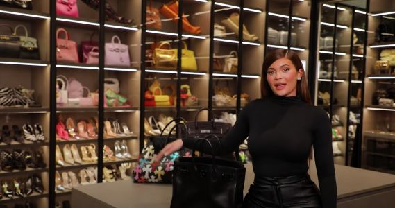 Kylie Jenner Reveals Her 'Must-Have' Items in New 'What's in My Bag' Tour: 'I Have a Lot of Stuff'