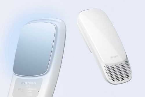 Sony Releases Improved Version of Its Reon Pocket Wearable Air Conditioner