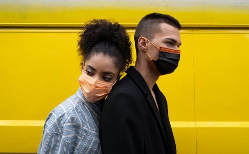 Virus and bushfires: Could medical masks become the next streetwear trend?