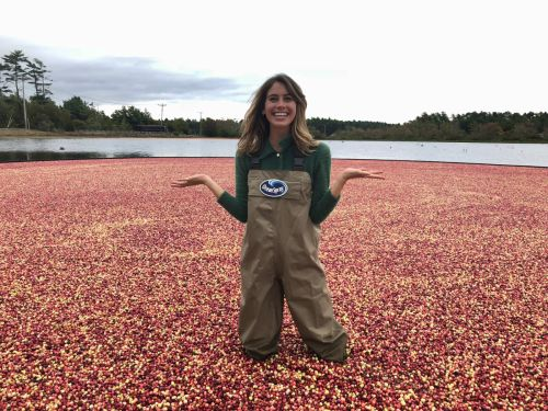 Watch Lucie Fink Get Hired As A Cranberry Farmer