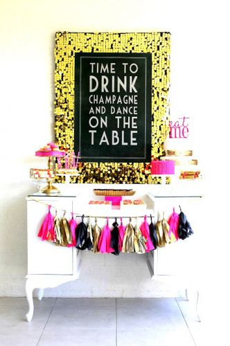 27 Stylish Birthday Party Ideas for Adults