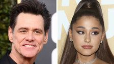 Jim Carrey Sends Love to Ariana Grande After She Shares His Quote On Depression