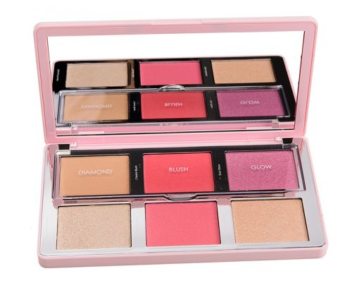Sneak Peek: Natasha Denona Darya / Citrus Diamond & Blush Palettes Photos & Swatches