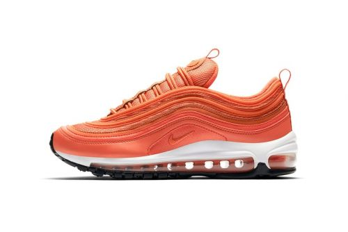 """Nike's Air Max 97 Emerges in """"Safety Orange"""""""