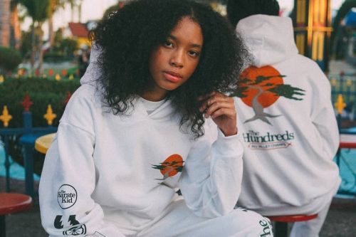 The Hundreds Teases Graphic-Heavy 'The Karate Kid' Collaboration