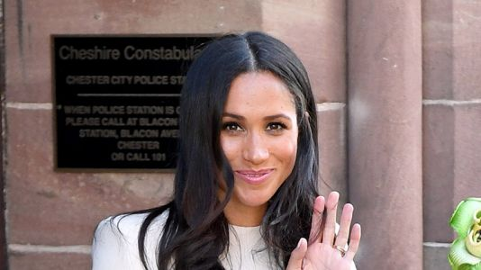 The Internet Is Fascinated With Meghan Markle's New Eyebrows - and We Don't Blame Them