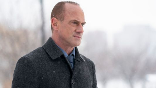 Chris Meloni Knows He Has a 'Big Cake' After This Photo of His Butt on 'Law & Order' Went Viral