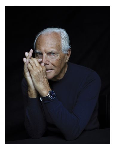 Power And Legacy: Alexander Fury Speaks To Giorgio Armani