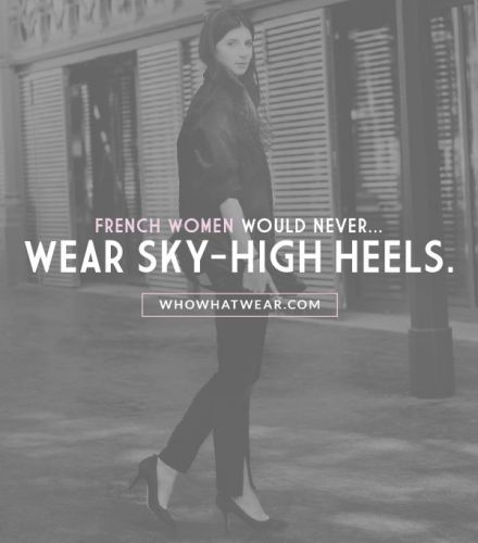 The 7 Style Mistakes French Women Never Make