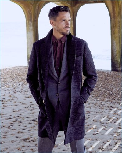 Arthur Kulkov is Sharp in Brunello Cucinelli Styles for Neiman Marcus