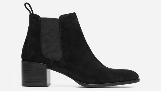 Steph Has to Stop Herself From Wearing These Perfect Black Ankle Boots Every Single Day