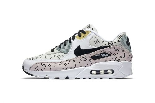 Nike Air Max 90 Premium Sports Graphics on New Pattern Pack