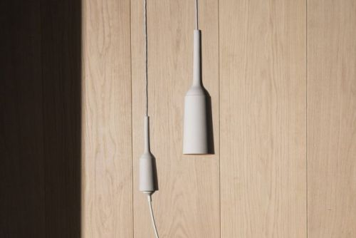 Lotte Douwes & Menu Create Minimalist Hanging Power Socket