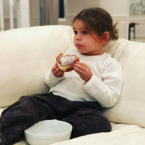 Long Hair, Don't Care! Reign Disick's Moments Will Make Your Heart Burst