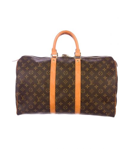SOS: All This Louis Vuitton Luggage Is Basically 50% Off