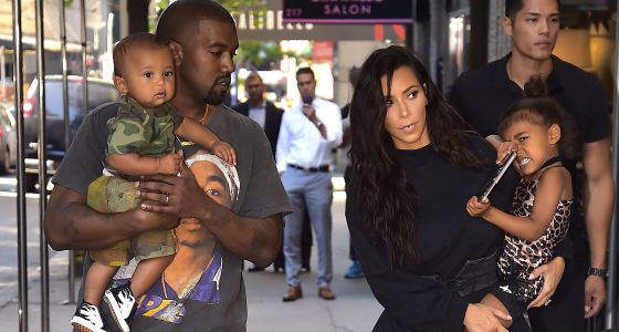 It's a Girl! Kim Kardashian and Kanye West Welcome Baby No. 3