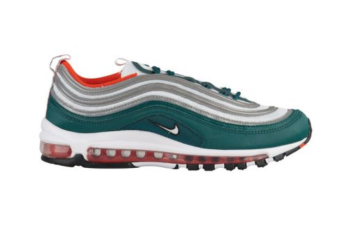 Nike Drops Air Max 97 in Miami Hurricanes Colorway
