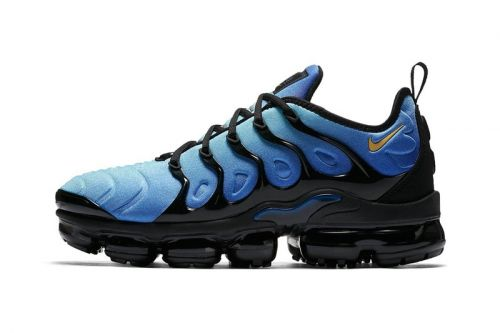 "Nike's Air VaporMax Plus ""Hyper Blue"" Is Dropping Soon"