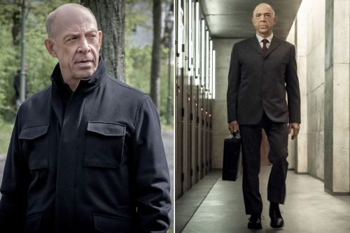 How JK Simmons acts opposite himself in 'Counterpart'
