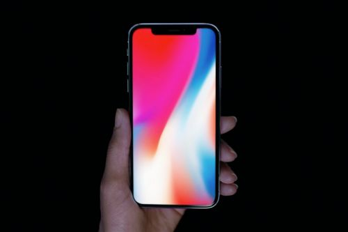 Apple Reveals the Anniversary iPhone X