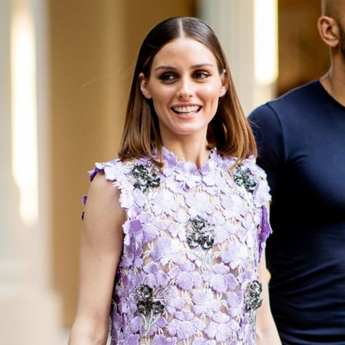 It's 86 Degrees in Paris, and Olivia Palermo Chose These Shoes