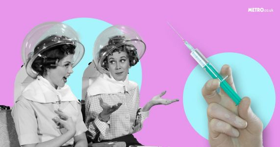 Women are getting Botox in their scalps to make their blow dries last longer
