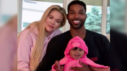 Khloé Kardashian Is 'Thankful' For Tristan As They Prepare To Spend Thanksgiving Together With True