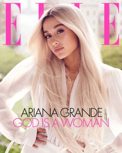 Ariana Grande Is Loving Fearlessly || ELLE August