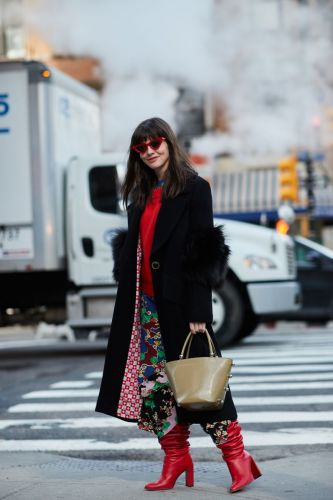 What Our Editors Wore to NYFW