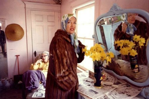 The Grey Gardens estate sale looked incredible