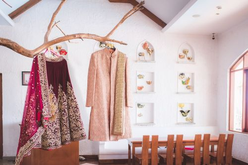 Upasna + Dhruv Indian Wedding by Dreamgrapher