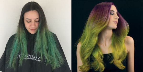 Paul Mitchell's Color Outside the Lines Contest Rewards Hair Colorists