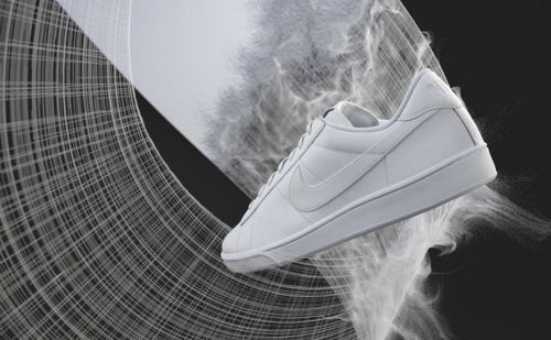 Nike launches 50 percent recycled leather