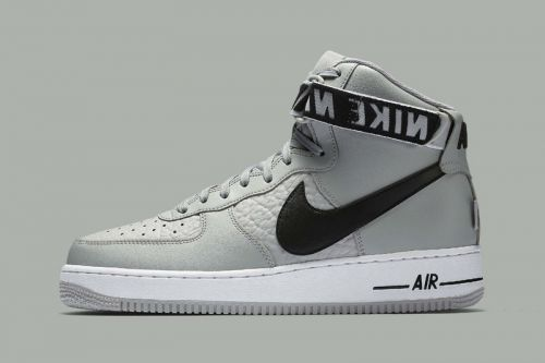 Nike Brings NBA Logos to the Air Force 1 High