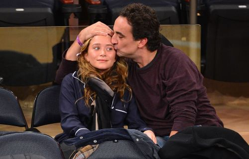 The Most Chilling Photos of Mary-Kate Olsen and Her Old AF Husband Olivier Sarkozy