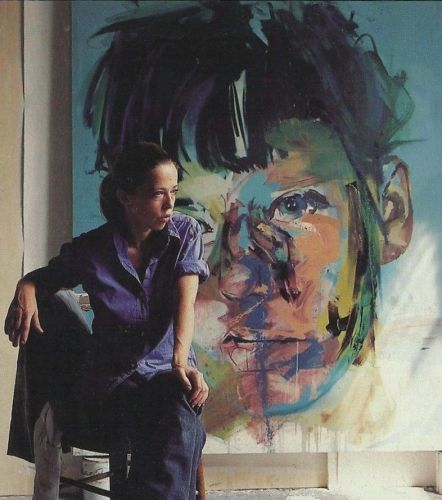 How to be an artist, according to Jenny Saville