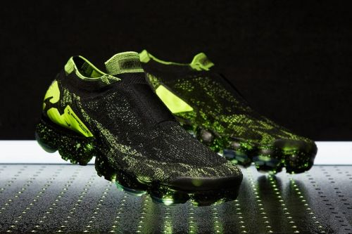"Official Store List for ""The Illusional 'Ja"" ACRONYM® x Nike Air VaporMax Moc 2"