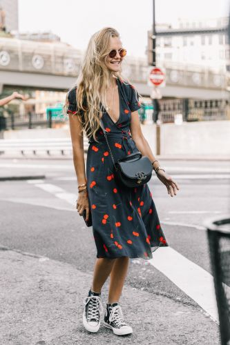 The 8 Shoes to Wear With Dresses That Aren't Heels