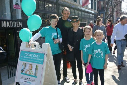 Salons Nationwide Participate in 9th Annual HAIRraising