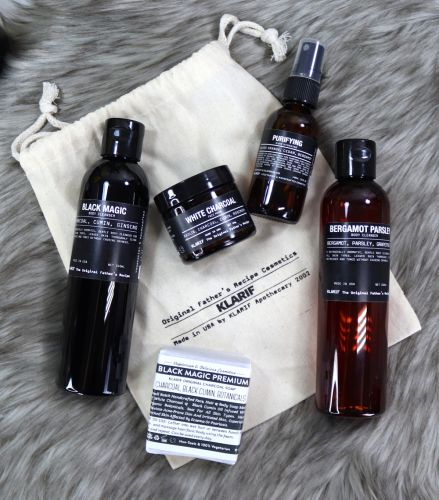 New Obsession! Klarif Apothecary Style Face and Body Products