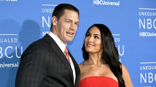 Nikki Bella Has Hope That She Will Get Back Together With John Cena