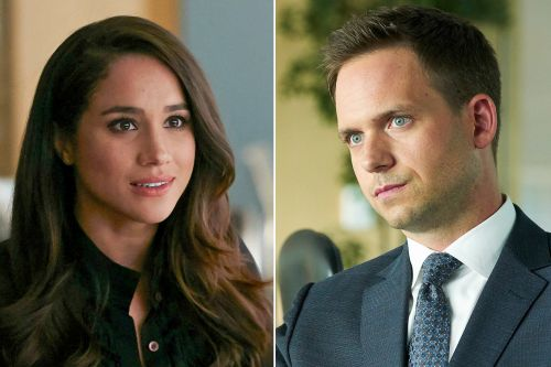 'Suits' star: 'Massive void' with Adams, Markle gone