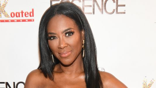 Kenya Moore Is Staying Positive While Reportedly Undergoing IVF Treatments