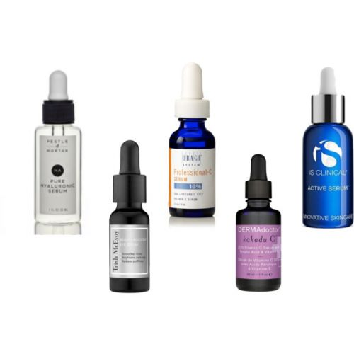 Under $100: Most Effective Face Serums